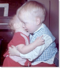 1969Fred&Shellyhavingahug