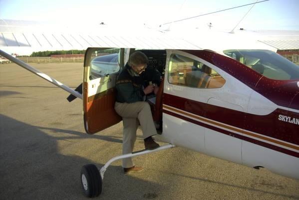 Bruce Walton & Cessna