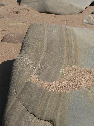 Cape Breton rock
