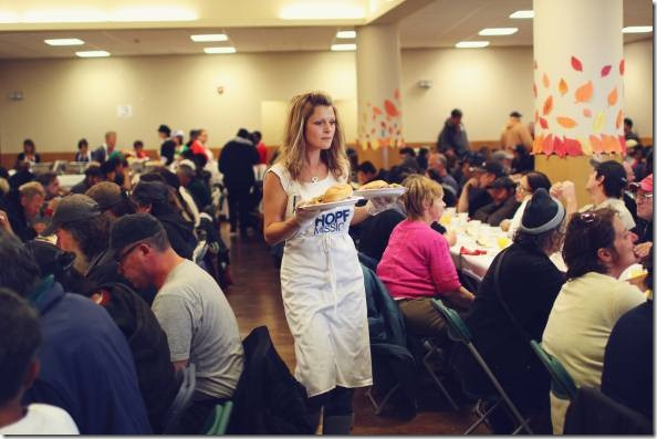 Thanksgiving@HopeMission