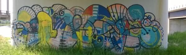 bridgegraffiti