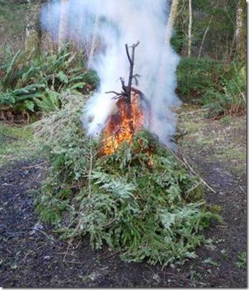 burningpile