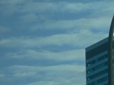 Cloud swathes