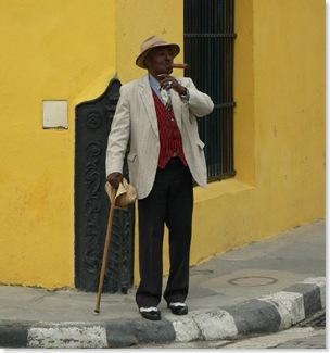Cuban poser