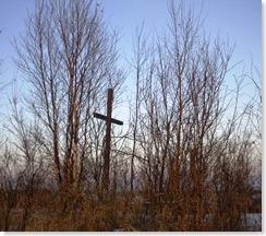 Ephphatha cross (winter)
