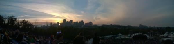folkfest 2014 Panorama