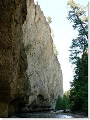 Mission creek canyon