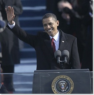 Obama's inaugural speech