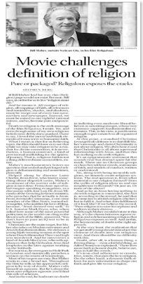 Religulous Dec. 6, 2008