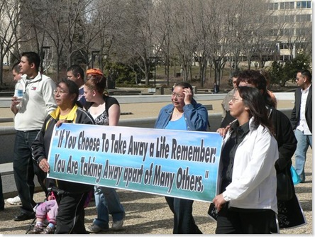 Silent March for Justice (10)