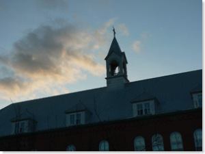 St. Peter's College skyline