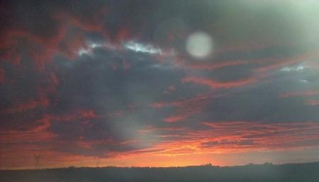 sunrisethruwindshield2