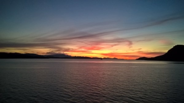 sunsefromferry